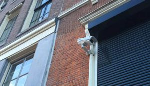 beveiligingscamera installeren