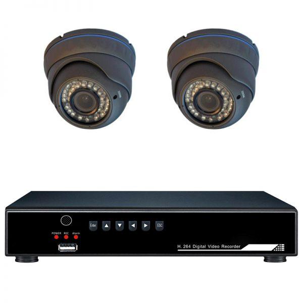 beveiligingscamera voor buiten