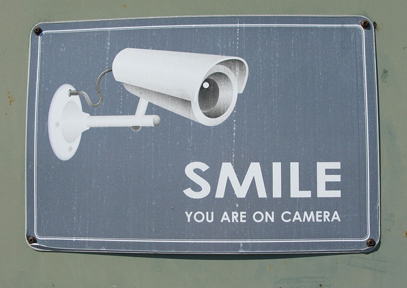 beveiligingscamera gehackt