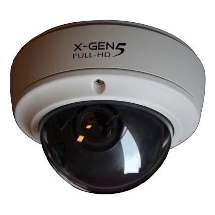 X-GEN5 full HD 1080P breedbeeld