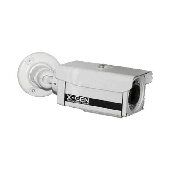 beveiligingscamera met telelens