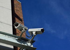 bewakingscamera's buiten