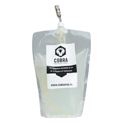 Cobra 1 liter mistgenerator vloeistof reservoir